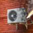 Replacing or repairing broken air conditioner